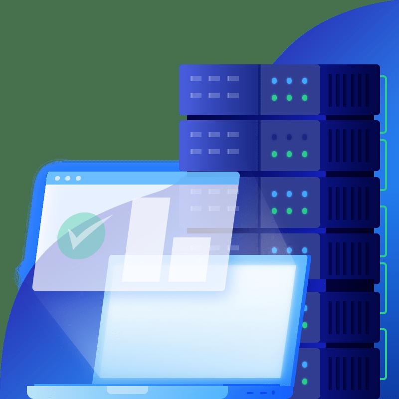 Web Hosting, Servidores Dedicados y Registro de Dominios